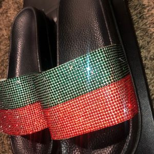 Gucci slide knock offs